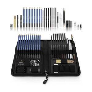 The Best Drawing Pencils Option: Castle Art Supplies Graphite Drawing Pencils