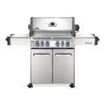 The Best Gas Grill Option: Napoleon Prestige 500 RSIB Natural Gas Grill