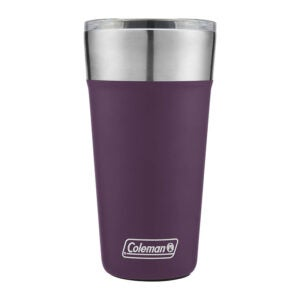 The Best Insulated Tumbler Option: Coleman Brew Insulated Stainless Steel Tumbler