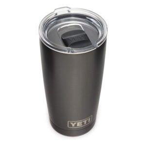 The Best Insulated Tumbler Option: YETI Rambler 20 oz Tumbler, Stainless Steel