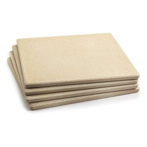 The Best Pizza Stone Option: Outset 76176 Pizza Grill Stone Tiles