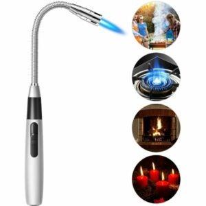 最好的蜡烛打火机选择:tlwtct丁烷喷射火焰火炬打火机