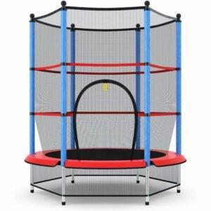 The Best Indoor Trampoline for Kids Option: Giantex 55