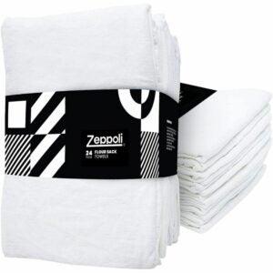 The Best Kitchen Towels Option: Zeppoli 24-Pack Flour Sack Towels