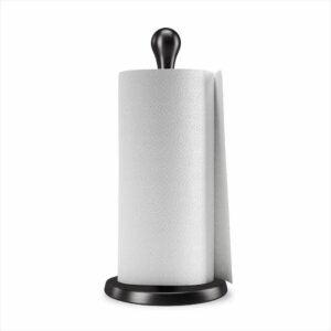 The Best Paper Towel Holder Option: Umbra Tug Modern Stand Up Paper Towel Holder