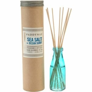 The best reed diffuser option: Paddywax Relish Collection reed oil diffuser set