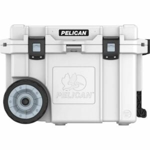 The Best Wheeled Cooler Option: Pelican Elite Coolers with Wheels