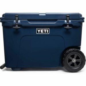 The Best Wheeled Cooler Option: YETI Tundra Haul Portable Wheeled Cooler