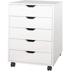 Best Dressers Options: DEVAISE 5-Drawer Chest