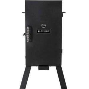 Best Electric Smoker Options: Masterbuilt MB20070210 Analog Electric Smoker