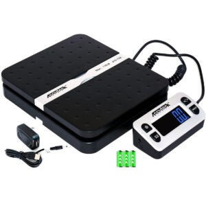 Best Postal Scale Options: Accuteck ShipPro 110lbs x 0.1 oz.