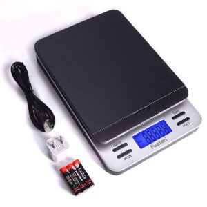 Best Postal Scale Options: Fuzion Shipping Scale, Accurate Digital Postal Scale