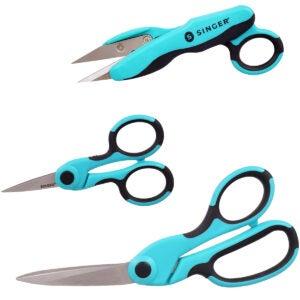 Best Sewing Scissors Options: Singer Bundle - Detail Scissors