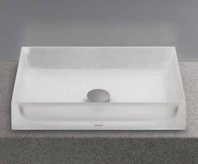 TOTO Luminist Vessel SInk