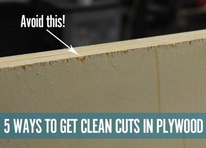 Cut Plywood