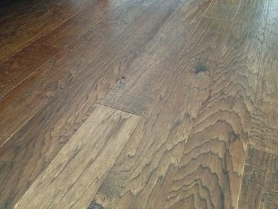 Selecting Wood Flooring - Hand Scraped