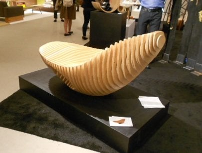 LABworks360-ICFF-2012-ThisIsCollaboration-Marie-Khouri-Sculpted-Plywood-Chaise
