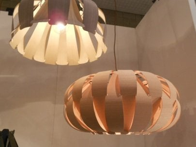 LABworks360-ICFF-2012-Weplight-Wood-Veneer-Chandeliers
