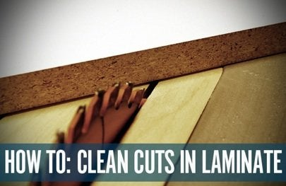 How to Cut Laminate