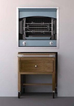 cuisini re la cornue prix accessoire cuisine inox. Black Bedroom Furniture Sets. Home Design Ideas