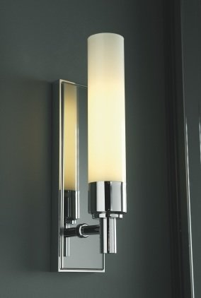 Using Decorative Tile - Sconce