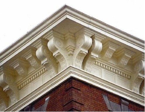 Architectural Cornices - Bronx Restoration