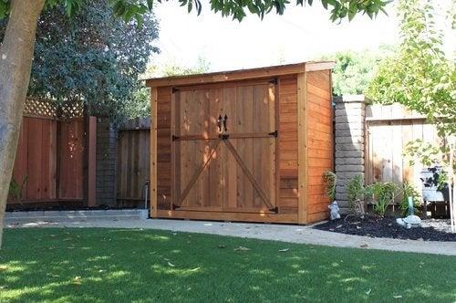Wayfair.com-Outdoor-Living-Today-SpaceSaver-Garden-Shed-with-Double-Doors