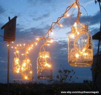 Mason Jar DIY - Treasure Again