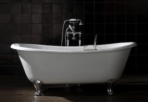 Jakabare Admiral Bathroom Pictures White Cast Iron