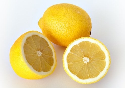 Natural Home Cleaning - Lemons