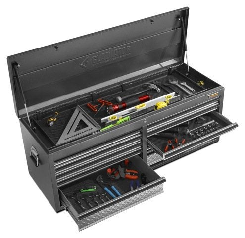 "Premier Series 52"" 10-Drawer Tool Chest from Gladiator®/GarageWorks"