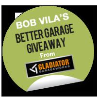 GarageWorks Giveaway Seal