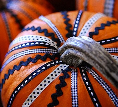 Pumpkin Robbon