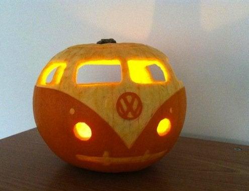 Pumpkin VW