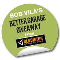 Gladiator/GarageWorks Giveaway