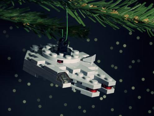 Lego Star Wars Ornament