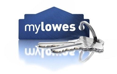 MyLowe's Card