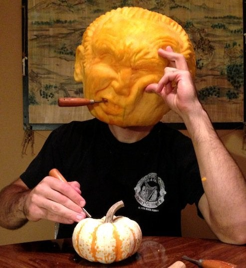 WINNER: Bob Vila's First Annual Pumpkin Carving Contest