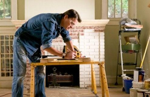 Renovation Return on Investment 2013