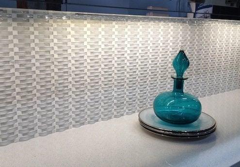 DalTile's Fanfare Backsplash tiles