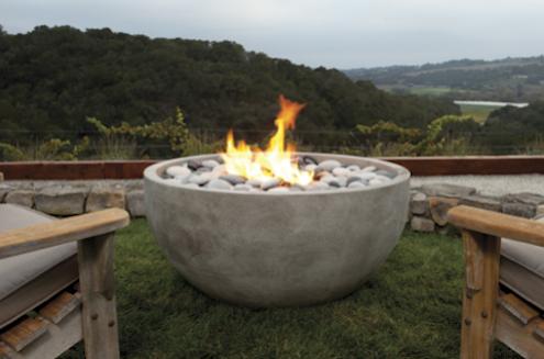 Artisan Fire Bowls from Eldorado Stone