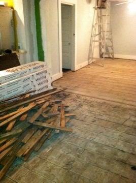 Refinish Or Replace Wood Floor Bob S
