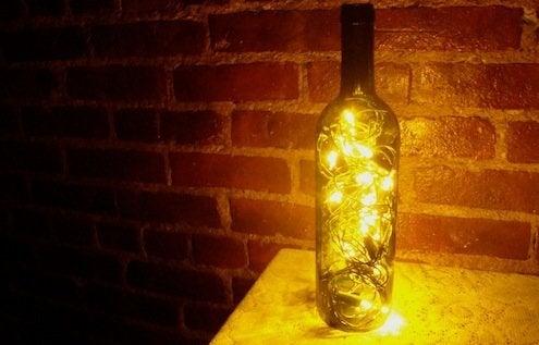 String Lights DIY - Romantic Lantern