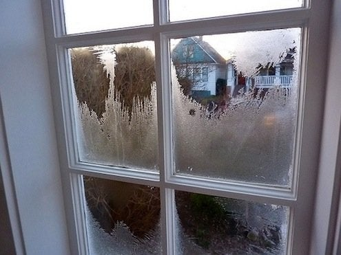 How to Avoid Frost on Windows