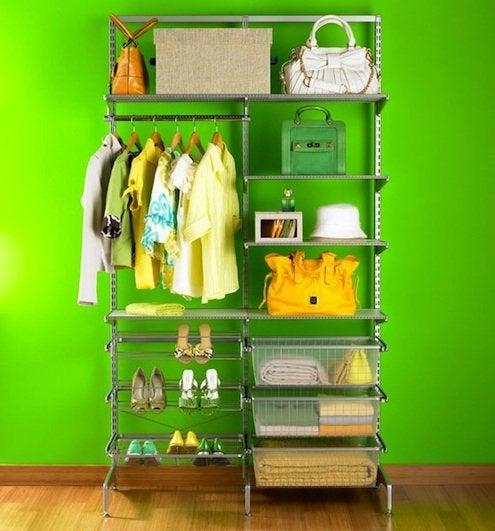 Add a Closet - Open Closet System