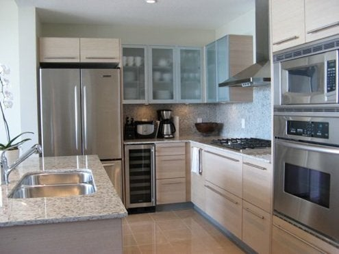 kitchen designs with stainless steel appliances how to clean stainless steel bob vila 606