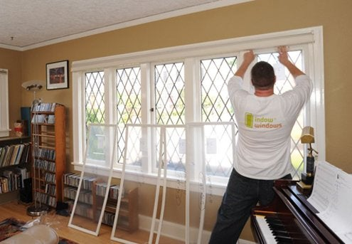 Attractive Interior Storm Windows   Installation