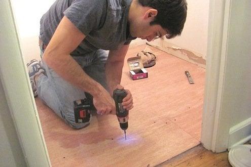 How To Install Vinyl Plank Flooring Bob Vila - Do i need an underlayment for vinyl plank flooring