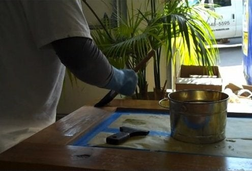 How to Remove Varnish   Chemical Stripper. How to Remove Varnish and Other Wood Finishes   Bob Vila