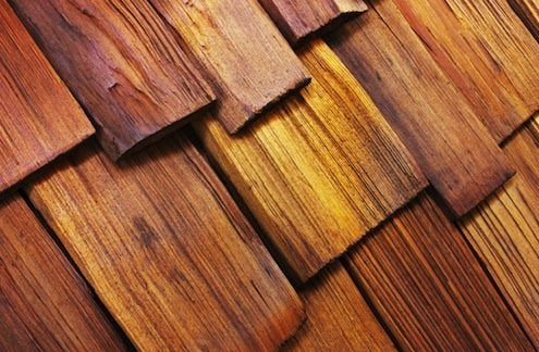 Wood Shingles and Shakes - Detail